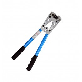 JYJ-120C  7-4/0 AWG cable lug crimping tools